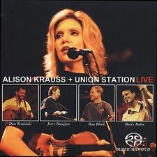 Alison Krauss & Union Station - Live (Multichannel Hybrid SACD) by
