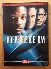 2 DVD,Independence Day (Version extendida)