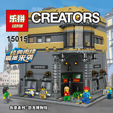 Modular Building THE DINOSAUR MUSEUM Compatible Lego 10182 Cafe Corner PRESALE