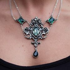 GENUINE Alchemy Gothic Pendant - Queen Of The Night | Ladies Fashion Necklace