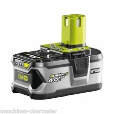 Ryobi RB18L40 Akku 18V  4 Ah, One plus,  Lithium-Ionen Akkumulator ONE+