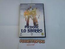 PIEDONE LO SBIRRO DVD edit. Medusa B.SPENCER Usato Completo COME NUOVO