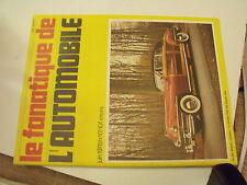 """µµµ Fanatique de l""""automobile n°117 Becognée 750cm3 Senechal DB6 Darracq Woodies"""