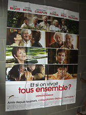 affiche cinema - ET SI ON VIVAIT TOUS ENSEMBLE -  156 X 115  n°16