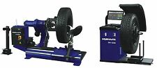 Professional Truck Tyre Changer Semi-Automatic & Wheel Balancer Machine Combo-3