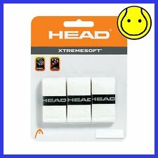 WHITE Head XTREME SOFT Tennis Overgrip 3 Pack - XtremeSoft Extreme