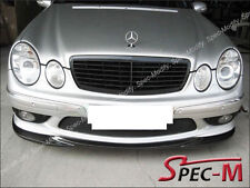 CARBON FIBER GH STYLE FRONT LIP for MERCEDES W211 E55 AMG 2003-2005 ONLY