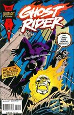 GHOST  RIDER   { Marvel } {August  1994}    ##52   VENGEANCE