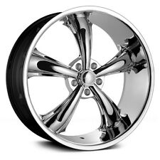 26 inch Dcenti 19 Wheels rims&Tires fit Chevy Cadillac GMC Old School Cars