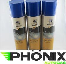 3x Normfest Elox Plus Schweissprimer Schweißprimer Korrosionsschutz 400ml