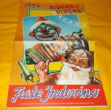 FRATE INDOVINO - Calendario - Anno 1994 - Ridere è Vivere