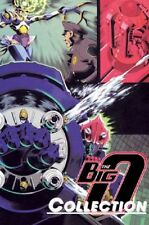 NEW The Big O I + II Complete 26 Episodes Anime DVD English Dub Audio, 3 Discs