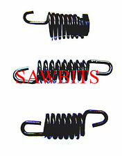 AV SPRING SET TO FIT MCCULLOCH CHAINSAW MAC CAT 335 338 420 438  435 440 442