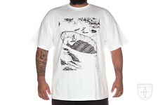 FITTED HAWAII 1 PICUL TEE SHIRT WHITE LARGE L in4mation farmers market