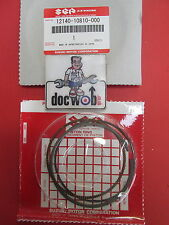 Suzuki RMZ250 2007-2013 New genuine oem piston ring set  12140-10810 RM2258