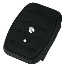 Hama Quick Release Plate for Star 61 62 63 Tripod & 78 Monopod - 004154