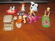 The Flintstones figures Hanna Barbera The Jetsons Applause Figures Fred Barney