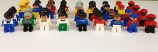 Vintage Lego Dacta 9980 Figures Duplo Includes Extra Pieces/ Double Characters