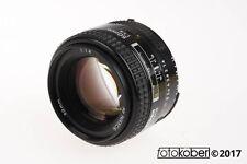 NIKON AF 50mm f/1,4 - SNr: 3033345