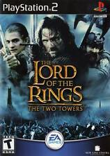 Lord Of The Rings Two Towers PS2 Playstation 2 Game Complete