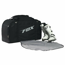 Fox Racing Motorcross MX Podium Helmet Gear Bag Storage Black 11025-001-000