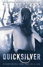 [ QUICKSILVER ] BY Anderson, R J ( AUTHOR )Mar-01-2013