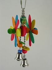 Spinner - Cockatiel Parakeet Parrotlet Lovebird Bird Toy. by Fowl Play