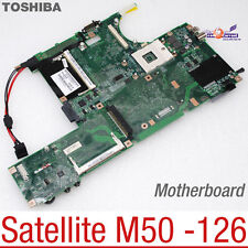 SCHEDA MADRE K000030420 NOTEBOOK TOSHIBA SATELLITE M50-126 ACCL NEW 90