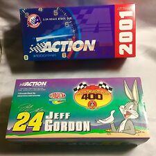 2001 Jeff Gordon #24 DuPont / Looney Tunes  Monte Carlo Action