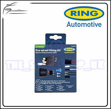 Ring Driving Fog Spot Lamps Professional Pre-wired Wiring Fitting Kit RLFK200