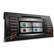 AUTORADIO SPECIFICA XTRONS PX7139B BMW E53 X5 DIVX MP3 MP4 GPS BLUETOOTH USB SD