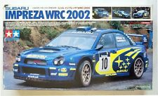 TAMIYA #24259 1/24 SUBARU Impreza WRC 2002 scale model kit *box damaged