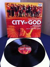 City Of God OST European Vinyl Antônio Pinto & Ed Côrtez 5050466308313 (2003)