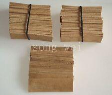 10pcs clarinet tenon cork sheet Woodwinds Repair accessories