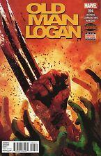 Old Man Logan #4 (NM) `15 Lemire/ Sorrentino