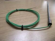 Type K thermocouple sensor mineral insulated 6mm dia