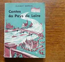 CONTES DES PAYS DE LOIRE 1960