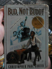bud not buddy christopher paul curtis american history rare 2002 paperback