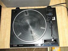 pioneer PL-560 vintage record player