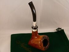 Erik Nording Hand Made, Grade 20!  Incredible one of kind pipe!