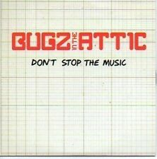 (939F) Bugz in the Attic, Don't Stop the Music - DJ CD