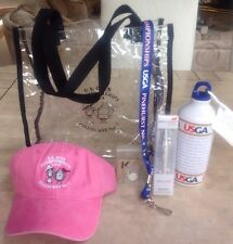 US OPEN CHAMPIONSHIP 2014 PINEHURST NO.2 WOMEN'S 6 PC GOLF ACCESSORIES NWT