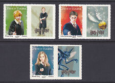 FRANCE AUTOADHESIF N°  114 à 116 (4024A à 4026A) ** MNH, Harry Potter, TB