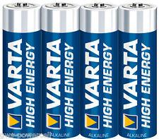 20 x VARTA HIGH ENERGY Batterie AA LR6 Mignon 4906 Alkali 1,5V - 5 x 4er Folie