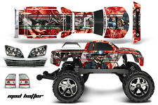 AMR Traxxas Stampede VXL Brushless Monster Truck RC Graphic Decal Kit 1/10 MAD R