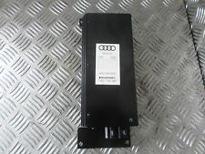 2003 AUDI A4 CABRIOLET 1.8T 2DR CONVERTIBLE STEREO AUDIO AMP AMPLIFIER 8H0035223
