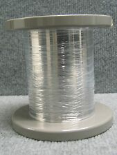 QTY 1-SPOOL OF 1000' FORT WAYNE METALS INCONEL ALLOY 625 SIZE .0012 X .0039