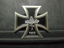 Pin Eisernes Kreuz 1939 EK 1 - 3,5 x 3,5 cm