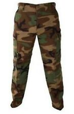US Army PROPPER BDU woodland mimetico pantaloni pants Camo XLarge Regular