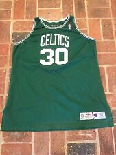 1995-96 Thomas Hamilton Game Worn Boston Celtics Jersey